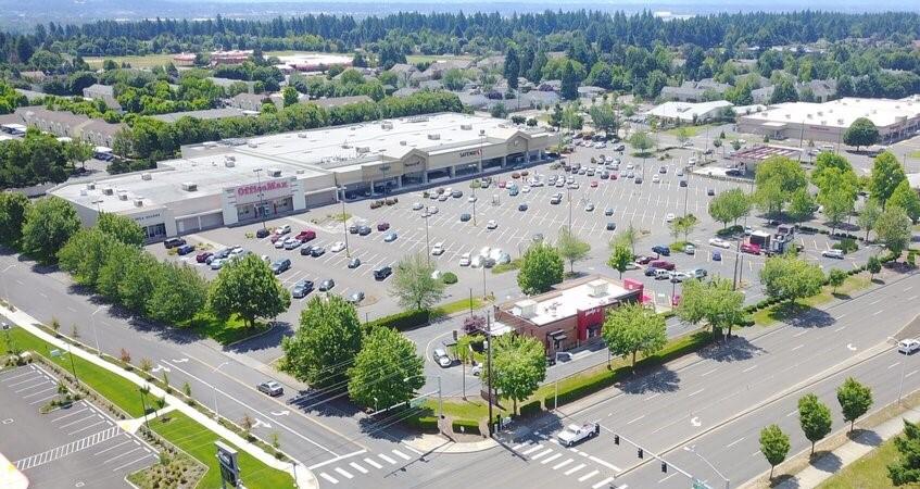 Cascade Market Place_Aerial